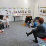Atelier sophro parents-enfants - 012021 - Tisser des liens de tendresse et d'attention