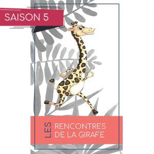Les rencontres de la Girafe